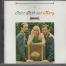 Peter Paul and Mary - Moving  -  Folk  CD