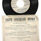 Baptist Bible Hour  Lasserre Bradley  Sovereign Grace 45rpm Record