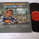 Johnny Cash - Now, There Was A Song - COLUMBIA 1463  Record LP