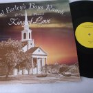 Cal Farley's Boys Ranch  A Christmas Musical  King Of Love Private Label  Record LP