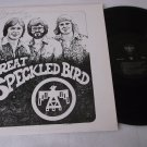 Great Speckled Bird  Signed Private Label  Rare Country Record  LP