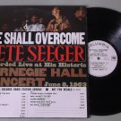 Pete Seeger  Carnegie Hall 1963 We Shall Overcome  COLUMBIA 2101  Folk LP