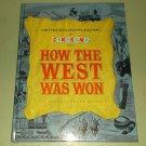 How The West Was Won  MGM Random House