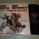 Taras Bulba  UNITED ARTIST 4100  Frans Waxman Original Soundtrack Record