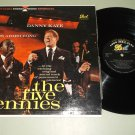 The Five Pennies  Louis Armstrong  Danny Kaye  DOT 29500  Jazz Original Soundtrack Record LP