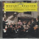Mozart  Requiem -  Claudio Abbado  - DGG  Classical  CD