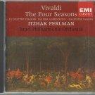 Vivaldi  The Four Seasons   Itzhak Perlman   Classical  CD