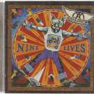 Aerosmith  Nine Lives  Rock Pop CD