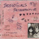 Indigo Girls  Retrospective  Rock Pop CD