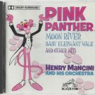Pink Panther Moon River And Other Hits  Henry Mancini  Soundtrack CD