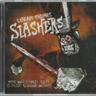 Scream Themes  Slashers   Music and Sounds From Classic Slasher Movies  CD