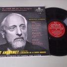 Ernest Ansermet - Falla El Amor Brujo - LONDON 1404 - Classical Record LP