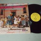 Los Mikes Guitars Saucedo & Rodriguiz EMBAJADOR 6020 Latin Record LP