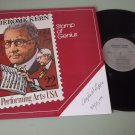 Jerome Kern Angelo DiPippo - Stamp Of Genius - Signed and Numbered  Broadway Music Record LP