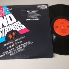 No Strings  STET 15013  London Cast Record LP