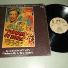 The Prisoner Of Zenda   Alfred Newman  UA-LA374  Original Soundtrack Record  LP