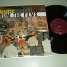 Music From The Films   HOLLYWOOD 104  Soundtrack Record  LP
