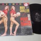 Mario Cavallero Plays 1/2 An Hour Of Latin Tempo's  DANA 8022  Record  LP