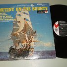 Mutiny On The Bounty El Cid and More  DIPLOMAT 2276  Soundtrack Record  LP