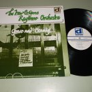 The New Orleans Ragtime Orch. Grace And Beauty DELMARK 214 Jazz Record LP