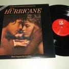 Hurricane  Nino Rota  ELECKTRA 504  Soundtrack Record  LP
