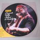 HBO Presents Willie Nelson & Family  Promo Picture Disc  Record  LP