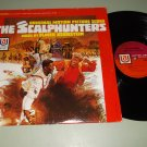 The Scalphunters  Elmer Bernstein  UAS 5176   Original Soundtrack  Record  LP