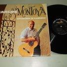 Carlos Montoya  Adventures In Flamenco  ABC-508  Latin Guitar Record  LP