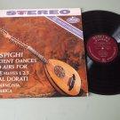 Respighi  Ancient Dances  Lute Suites   Antal Dorati   MERCURY 90199  Classical Record LP