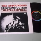 The Astounding 12-String Guitar  Glen Campbell   CAPITOL 2023    Record LP
