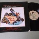 The Golden Voyage Of Sinbad  Mikos Rozsa  UA 308     Soundtrack Record  LP