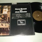 Oscar Brand and Jean Ritchie  - ARCHIVE 207 - Folk Blues  LP