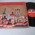 Mussorgsky Ravel - Pictures At An Exhibition - Karajan - ANGEL 35430 Classical Record LP