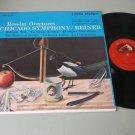 Rossini Overtures - Fritz Reiner - RCA LSC-2318 -  Classical Record LP