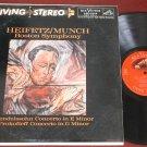 Heifetz/Munch Mendelssohn / Prokofieff RCA LSC-2314 1S/1S Classical LP NICE
