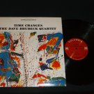 Dave Brubeck Quartet - Time Changes - COLUMBIA CS 8927 - Jazz LP