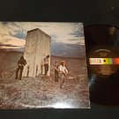 The Who - Who's Next - DECCA 79182 - Rock LP