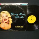 Jayne Mansfield  String Along With Me  Cheesecake Photo Record LP