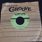 Romaines  Till The Wee Wee Morning Your Kind Of Love GROOVE 35  DooWop 45