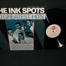 The Ink Spots - 20 Greatest Hits - NOSTALGIA 22016  Germany  LP