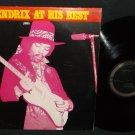 Jimi Hendrix - At His Best Vol. 3 - SAGAPAN SM3273  Spain Rock LP