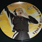 Budgie  Bored With Russia  Don't Cry   RCA 271  Picture Disc