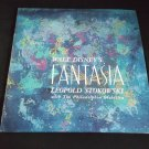 Walt Disney Fantasia - Stokowski - 3 LP's w/ Booklet - Soundtrack Record