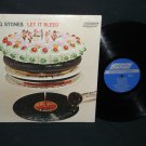 The Rolling Stones  Let It Bleed  LONDON NPS-4  Record  LP