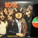AC/DC - Highway To Hell - ATLANTIC 19244 - Rock Record LP