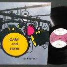 Gary And Eddie At Taylor's Live Gary Morris  -Signed By Artist CARTAY 2141 Private Label