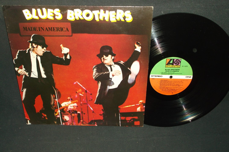 Blues Brothers - ATLANTIC 16025  - Rock Record  LP
