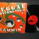 Raggae Rhythms Vol. 3  Slammin'  71281  Record LP
