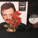 Ringo Starr - Stop And Smell The Roses - BOARDWALK 33246 - Record LP