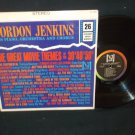 Gordon Jenkins - Great Movie Themes - VEE JAY 1089 - Record LP